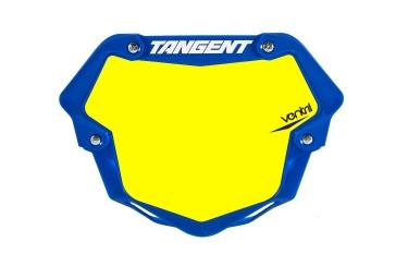 Plaque Tangent Ventril 3D Pro Jaune Bleu