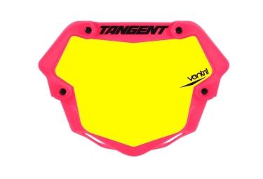 Plaque Tangent Ventril 3D Pro Jaune Rose