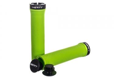 Neatt Grips One Lock Neon Green