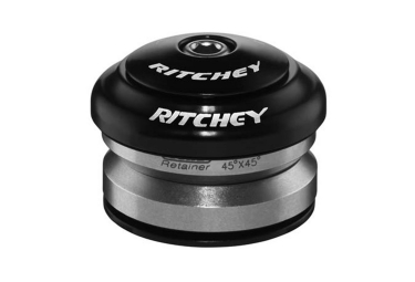 Ritchey Drop In Integrated Headset 1 1 8   Black