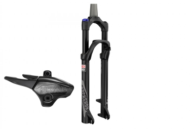fourche rockshox 30 gold rl 29 solo air conique 9x100mm oneloc noir 2018 120