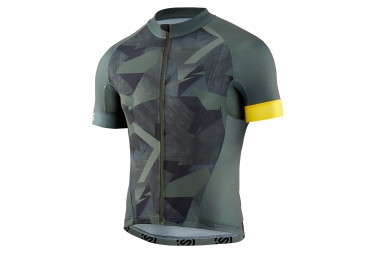Maillot manches courtes skins cycle classic homme camo xl