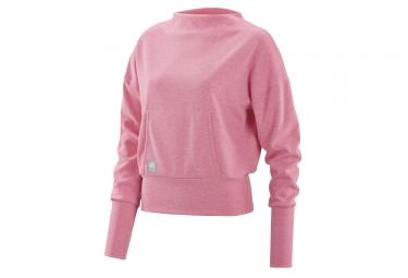 Polaire femme skins activewear wireless sport crew rose s