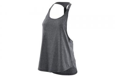 Debardeur femme skins activewear remote gris xs