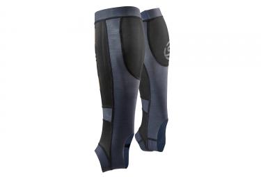 manchons de compression skins essentials k proprium noir gris s