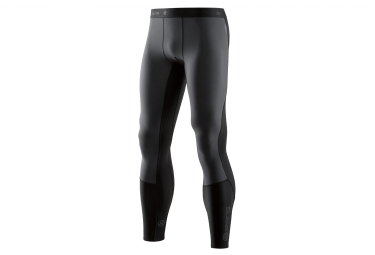 Collant long skins dnamic thermal noir s