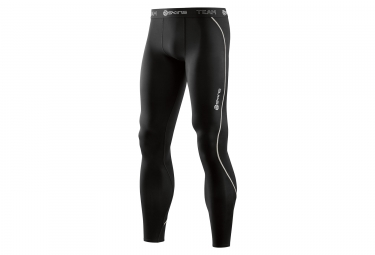 Collant long skins dnamic team noir xl