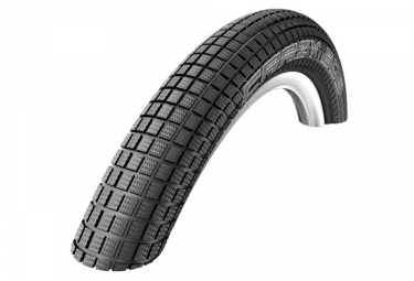 pneu schwalbe crazy bob 26 tubetype rigide twinskin dual compound e bike 2 35