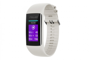 Polar A370 Watch White