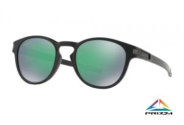 Lunettes oakley latch noir prizm vert ref oo9265 2853