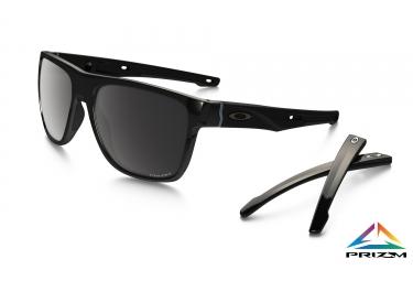 lunettes oakley crossrange xl noir prizm polarized ref oo9360 0758