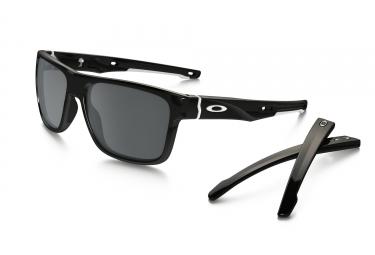 Oakley Crossrange Sunglasses Black - Black Iridium Ref OO9361-0257