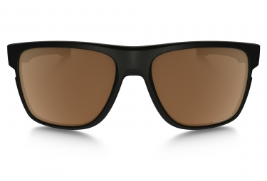 Lunettes Oakley Crossrange XL Noir - Prizm Polarized Ref OO9360-0658