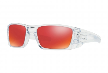 lunettes oakley fuel cell clear rouge iridium ref oo9096 h660