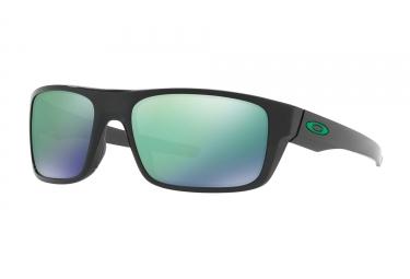 lunettes oakley drop point noir vert iridium ref oo9367 0460