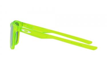 lunettes oakley trillbe x jaune fluo vert iridium ref oo9340 07