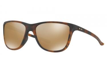 Lunettes oakley reverie marron marron polarized ref oo9362 0555