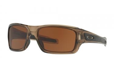 lunettes enfant oakley turbine xs marron marron ref oj9003 0257