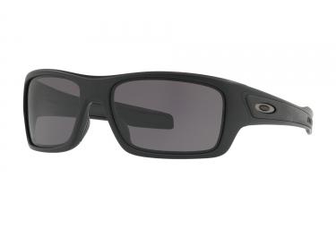 lunettes enfant oakley turbine xs noir gris ref oj9003 0157