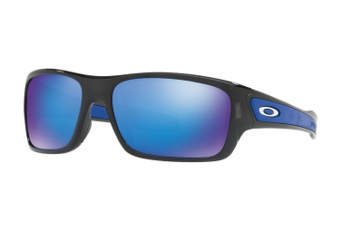 Oakley Turbine XS Youth Sunglasses Black - Blue Iridium Ref OJ9003-0357