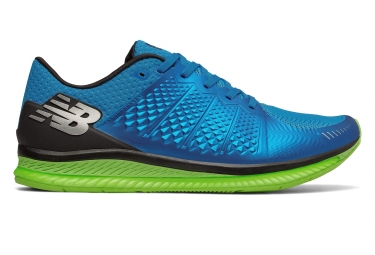 new balance vazee fuel cell bleu jaune 41 1 2
