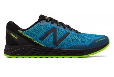 Chaussures de Trail New Balance Trail Gobi V2 Noir / Bleu