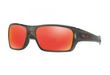 Oakley Turbine XS Youth Sunglasses Smoke - Red Iridium Ref OJ9003-0457