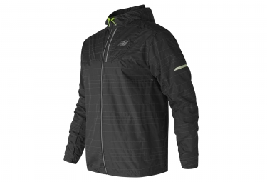 veste new balance lite packable reflective noir l