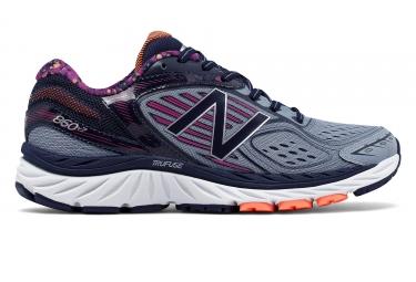 new balance nbx 860 v7 gris violet femme 39