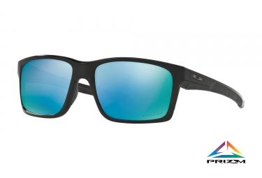 lunettes oakley mainlink noir prizm deep water ref oo9264 21
