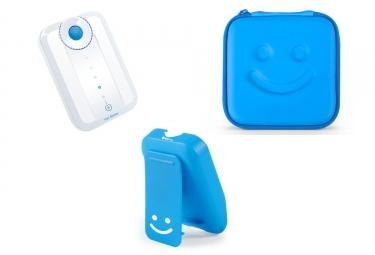 Pack Electrostimulation BLUETENS Electrostimulateur + Housse rigide + Clip ceinture