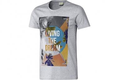 Adidas t shirt b89613 homme t shirt multicolore xs