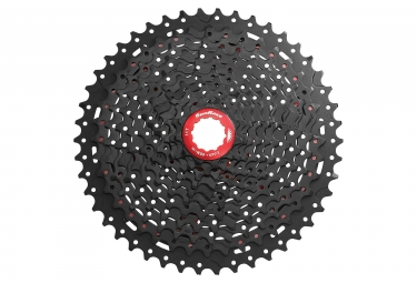 SUNRACE CS-MX8 Cassette 11s Black