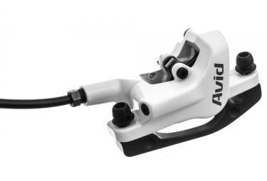Paire de freins Avid DB3 (sans disque) Organique Blanc