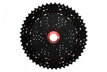 SunRace CS-MX80 Cassette 11S Black