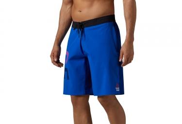 Short Reebok Crossfit Super Nasty Base Bleu