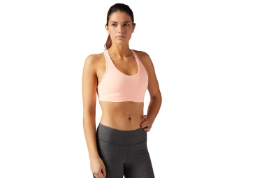 Sujetador Reebok Workout Ready Rosa