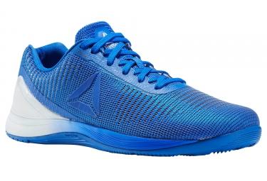 Chaussures reebok crossfit nano 7 0 bleu blanc 43