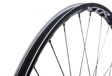 Par de ruedas Shimano XTR WH-M9000 27,5'' | Shimano/Sram | Centerlock Negro