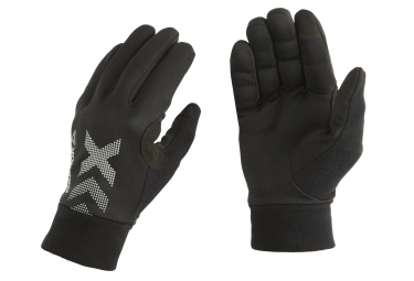 gants hiver reebok running noir m