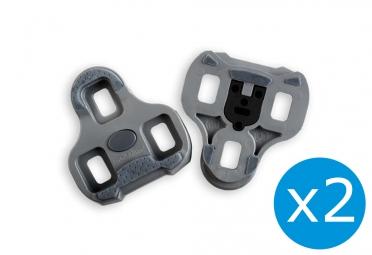 Look Keo Grip Cleats Grey X2