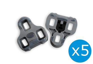 Look Keo Grip Cleats Grey X5
