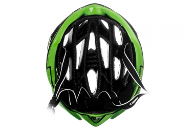 casque kask mojito noir mat vert fluo s 48 55 cm