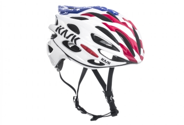 casque kask mojito flag usa l 59 62 cm