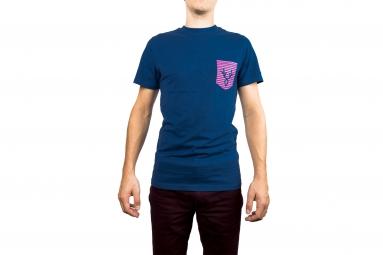 T-Shirt LB Deer Pocket Bleu