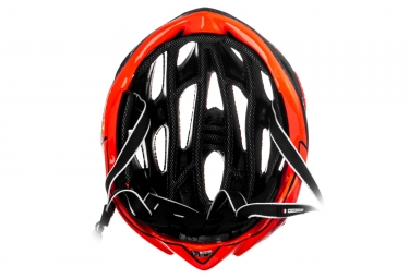 casque kask mojito noir orange l 59 62 cm