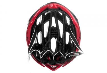 casque kask mojito noir rouge l 59 62 cm