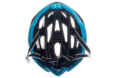 casque kask mojito noir bleu l 59 62 cm