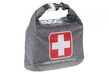 trousse de premiers soins evoc first aid kit waterproof 1 5l gris