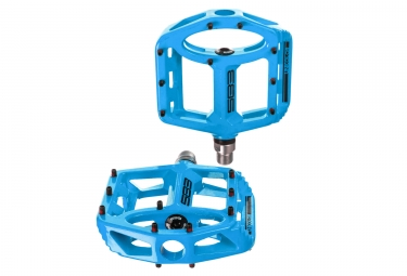 Sb3 Unicolor Pedals   Azul